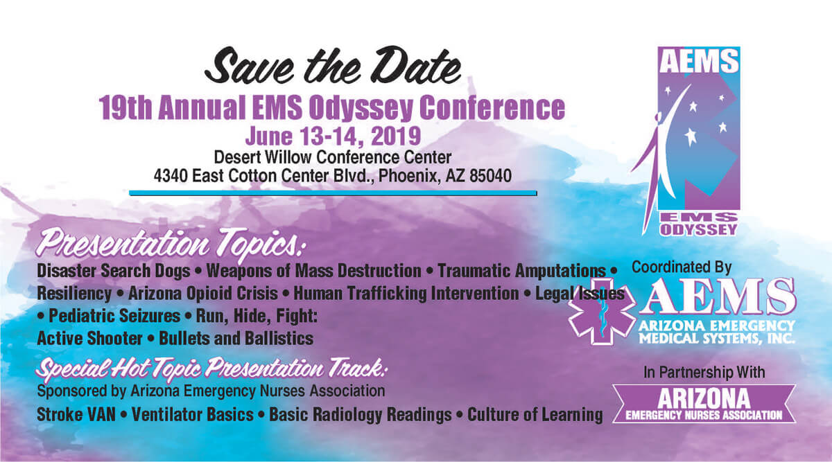 AEMS EMS Odyssey Conference